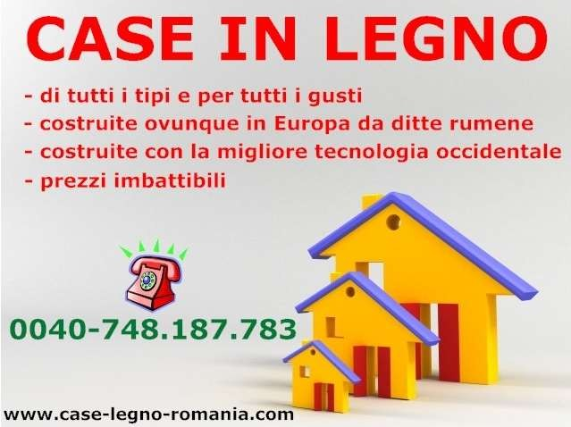 Case prefabbricate in legno dalla romania a prezzi for Costruzione di case a prezzi accessibili